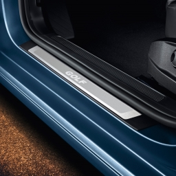 Original Volkswagen Einstiegsleiste VW Golf VII 2-türer Edelstahl NEU