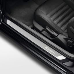 Original Volkswagen Einstiegsleiste VW Beetle Edelstahl NEU