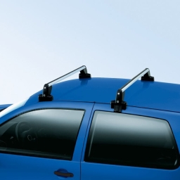 Original Volkswagen Satz Grundträger Dachgepäckträger VW Golf IV 4 NEU