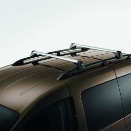 Original Volkswagen Satz Tragstab Dachgepäckträger VW Caddy NEU