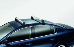 Original Volkswagen Satz Grundträger Dachträger VW Passat VI 6, VII 7 Limousine