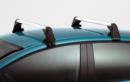 Original Volkswagen Satz Grundträger Dachgepäckträger VW Golf Plus NEU