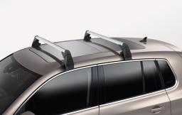 Original Volkswagen Satz Grundträger Dachgepäckträger VW Tiguan NEU