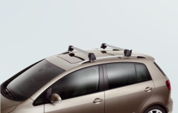Original Volkswagen Satz Tragstab Dachgepäckträger VW Golf Plus, Cross Golf NEU