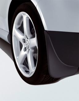 Original Volkswagen Satz Schmutzfänger vorn Golf 5 V, Plus NEU