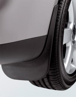Original Volkswagen Satz Schmutzfänger vorn Caddy, Touran NEU