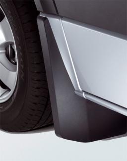 Original Volkswagen Satz Schmutzfänger hinten Crafter NEU
