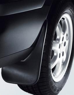Original Volkswagen Satz Schmutzfänger vorn Sharan NEU