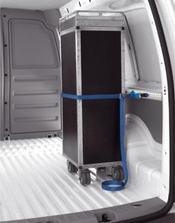 Original Volkswagen Spanngurt mit Ratschenspannschloß VW Caddy, Crafter, T5 NEU