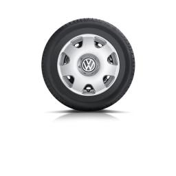 Original Volkswagen Radkappen Radzierblenden Fox Polo IV V 14