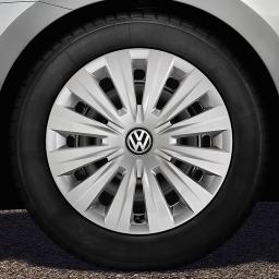 Volkswagen Original Satz Radzierblende 15