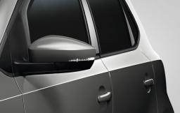 Original Volkswagen Tür-Windabweiser Regenabweiser hinten VW Golf VI NEU