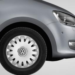 Original Volkswagen Radkappen Radzierblenden Sharan Tiguan 16