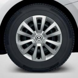 Original Volkswagen Radkappen Radzierblenden Beetle 16