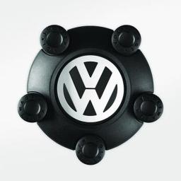 Original Volkswagen Radkappe Radzierblende Serienstahlfelge Caddy Tiguan 16