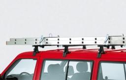 Original Volkswagen Leiterhalter Dachtransport VW Caddy LT T4 NEU