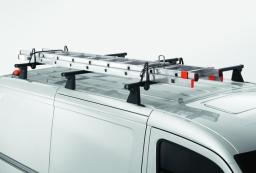 Original Volkswagen Leiterhalter Dachtransporter VW Caddy Crafter NEU