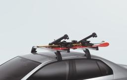 Original Volkswagen Skihalter Snowboardhalter 4 Paar Ski oder 2 Snowboards NEU