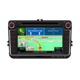 RMT400N 2-DIN Radio-Navigation NEU