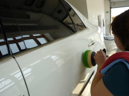 Lackaufbereitung PKW Mittelklasse z.B. SEAT BMW VW AUDI