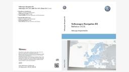 Original Volkswagen Navigationssoftware CD-ROM Benelux für RNS 300 NEU