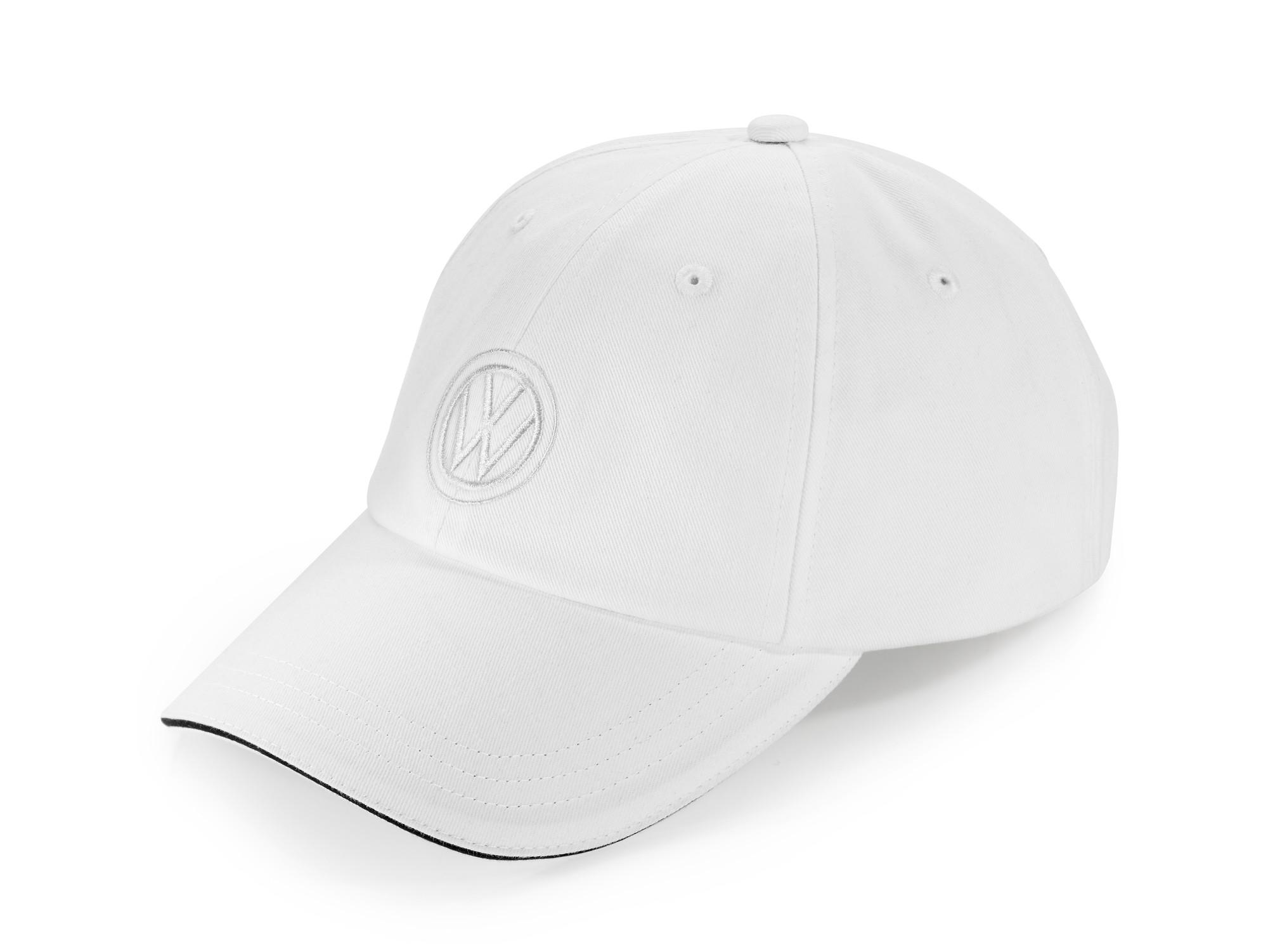 Original Volkswagen Baseballcap Weiß NEU
