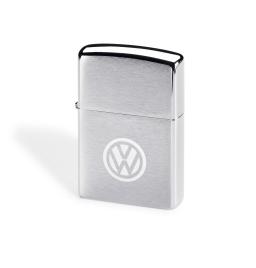Original Volkswagen Zippo Feuerzeug silber NEU