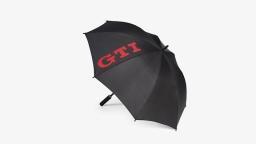 Original Volkswagen Regenschirm GTI schwarz rot NEU