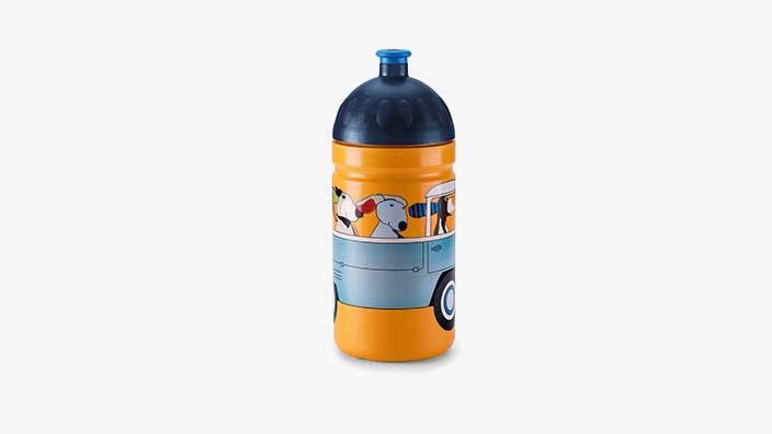Original Volkswagen Kinder Trinkflasche Ted Turbo NEU