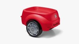 Original Volkswagen Anhänger Junior Beetle rot NEU