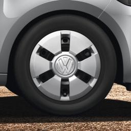 Original Volkswagen Radkappen Radzierblenden up! 14
