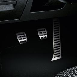 Original Volkswagen Satz Pedalkappe Schaltgetriebe Beetle CC Eos Golf V/VI Jetta