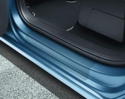Original Volkswagen Satz Folie Einstiegsleiste hinten transparent Passat B8