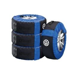 VW Reifentaschen-Set für schonenden Transport und werterhaltende Lagerung