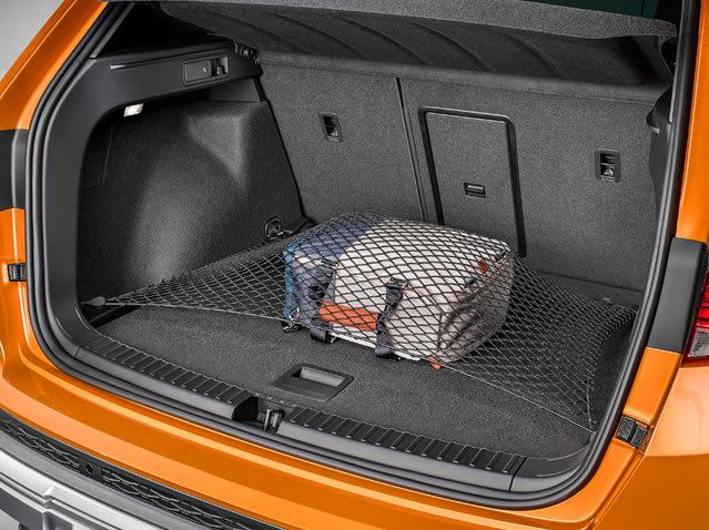 verf gbarkeitstest original seat gep ckraum laderaum kofferraum netz gep cknetz leon 5f und ateca. Black Bedroom Furniture Sets. Home Design Ideas