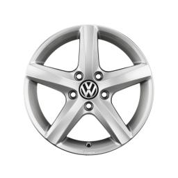 Volkswagen Zubehör Alufelge