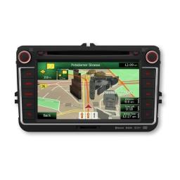 Radio-Navigationssystem RMT450N mit UKW, CD, USB, MP3, DAB+ ready, DVB-T-ready