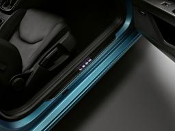Beleuchteter Einstiegsleistensatz Einstiegsleisten SEAT Leon  Leon ST