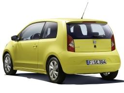 Dachkantenspoiler Spoiler Aerodynamik-Kit SEAT Mii 3-Türer / 5-Türer