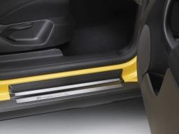 SEAT Original Einstiegsleisten-Satz Edelstahl  SEAT Altea FREETRACK