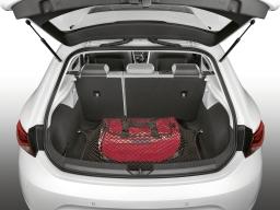 SEAT Original Kofferraumnetz Gepäcknetz SEAT Leon 5F 5-türer + SC