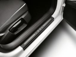Einstiegsleisten-Satz Folie Schutzfolie Schutz SEAT Leon Leon ST