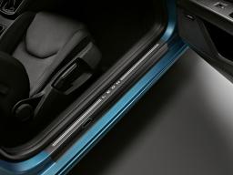 Einstiegsleisten-Satz Folie Schutzfolie Schutz SEAT Leon SC