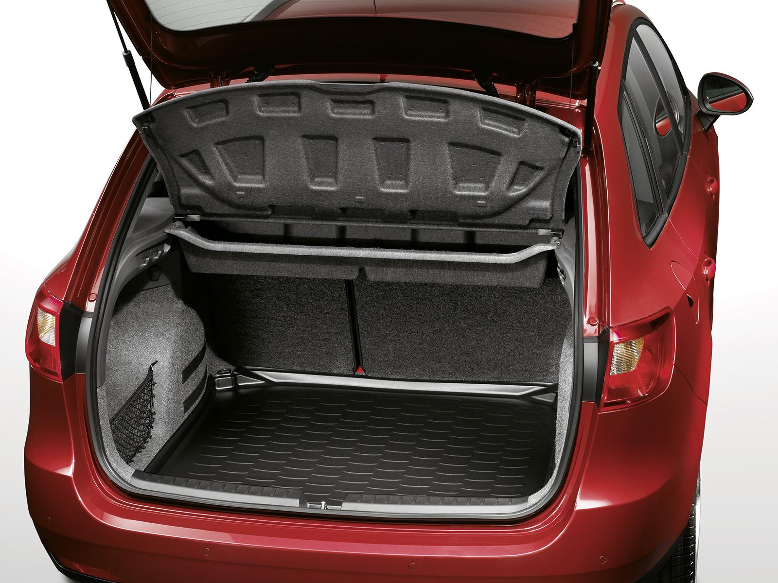 laderaumschutzmatte kofferraummatte gummimatte seat ibiza. Black Bedroom Furniture Sets. Home Design Ideas