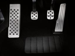 SEAT Original Sportpedale-Kit Pedalabdeckung in Aluminiumoptik SEAT Alhambra