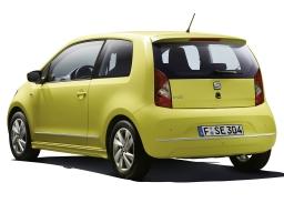 Zierleisten-Satz Chromoptik Chromzierleisten Fahrzeugseiten SEAT Mii