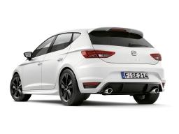Sportauspuffanlage Sportauspuff Auspuffanlage Auspuff SEAT Leon 1.6 TDI 66-77kW