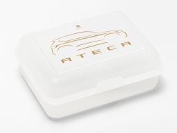 Original SEAT Kinder Brotdose Pausendose Brotbox Lunch Box mit Ateca Logo
