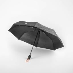 Original SEAT Automatik Mini Regenschirm Taschenschirm mit SEAT Logo
