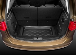 SEAT Original Laderaum Kofferraum Schale Wanne Matte SEAT Alhambra  7-Sitzer